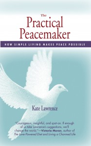 The Practical Peacemaker, by Kate Lawrence - cover