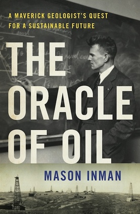Oracle of Oil cover Mason Inman