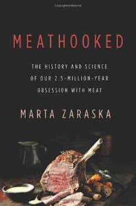 Meathooked by Marta Zaraska - cover