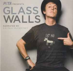 Paul McCartney PETA